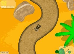 Desert Race Game