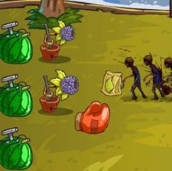Fruit Zombie Defense 2 Game