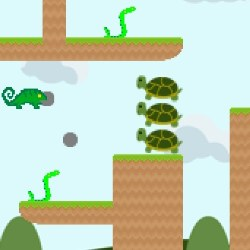 Chameleon Quest Game