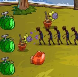 Fruit Zombie Defense 3 Game