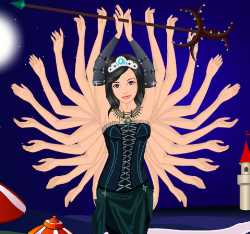 Fantasy Princess Dress Up Game