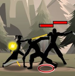 Shadow Arts Game