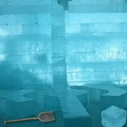 Ice Castle Escape Game