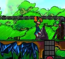 Adventures Of Gyro Atoms 2 Game