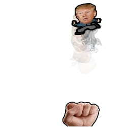Trump Punch Game