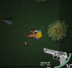 Destroy All Zombies III Game