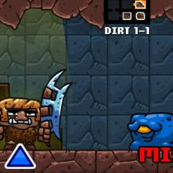 Deterministic Dungeon Game