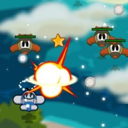 Frantic Planes 2 Game