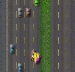 High Speed Chase Game