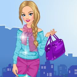 Comfy Style Dress Up Game