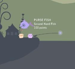 Fishing Girl Game