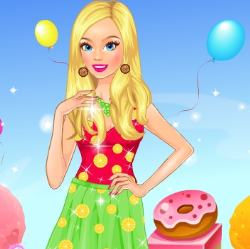 Sweet Like Candy Dress Up Game