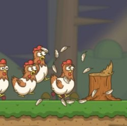 Epic Cluck Game