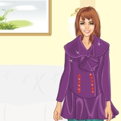 Casual Dress Up Game