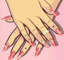 Dream Nails Designer 2 Game