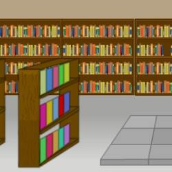 Mission Escape - Library Game