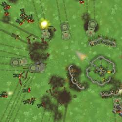 Endless War - Defense Game