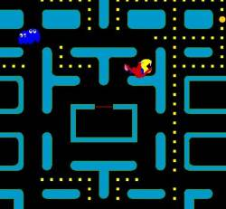 Bloody Pacman Game