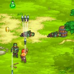 Road Of Heroes Game