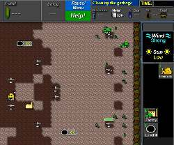 Super Energy Apocalypse : RECYCLED! Game