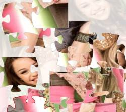Hannah Montana Jigsaw 4 Game