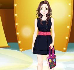 Fashion Show Dressup Game